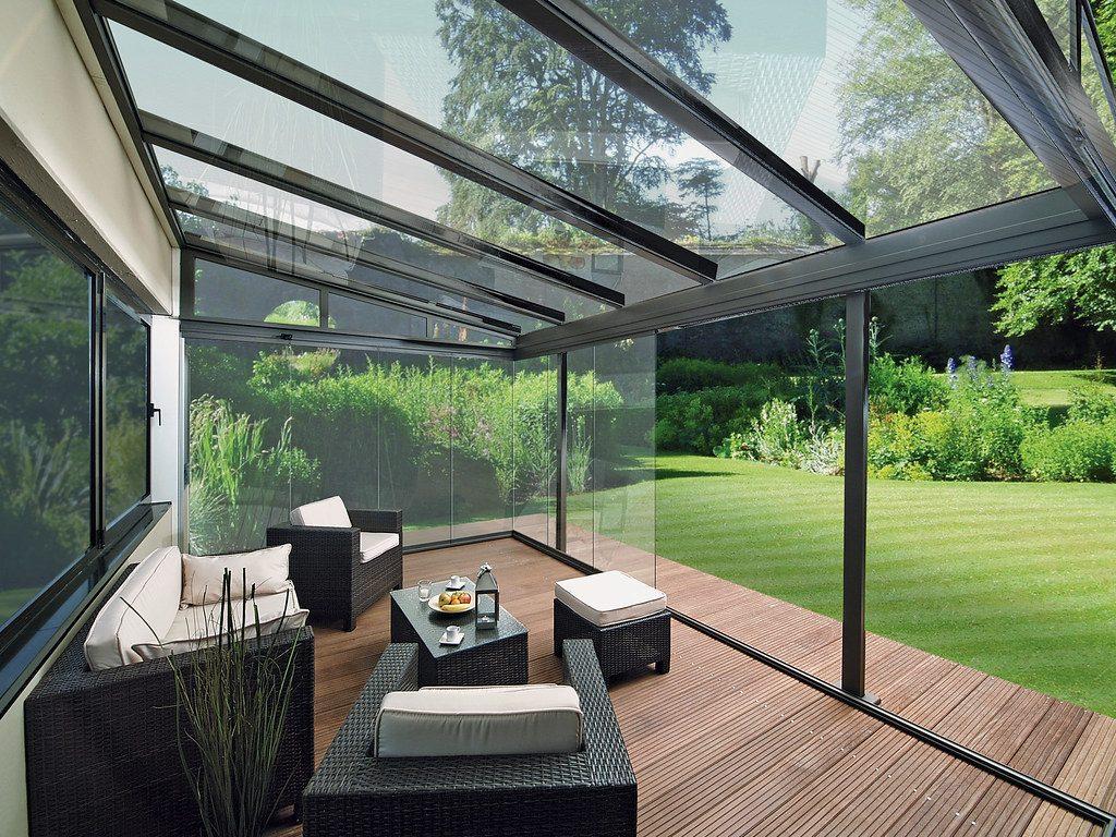 3 ứng dụng mái kính đẹp lý tưởng cho không gian ngôi nhà