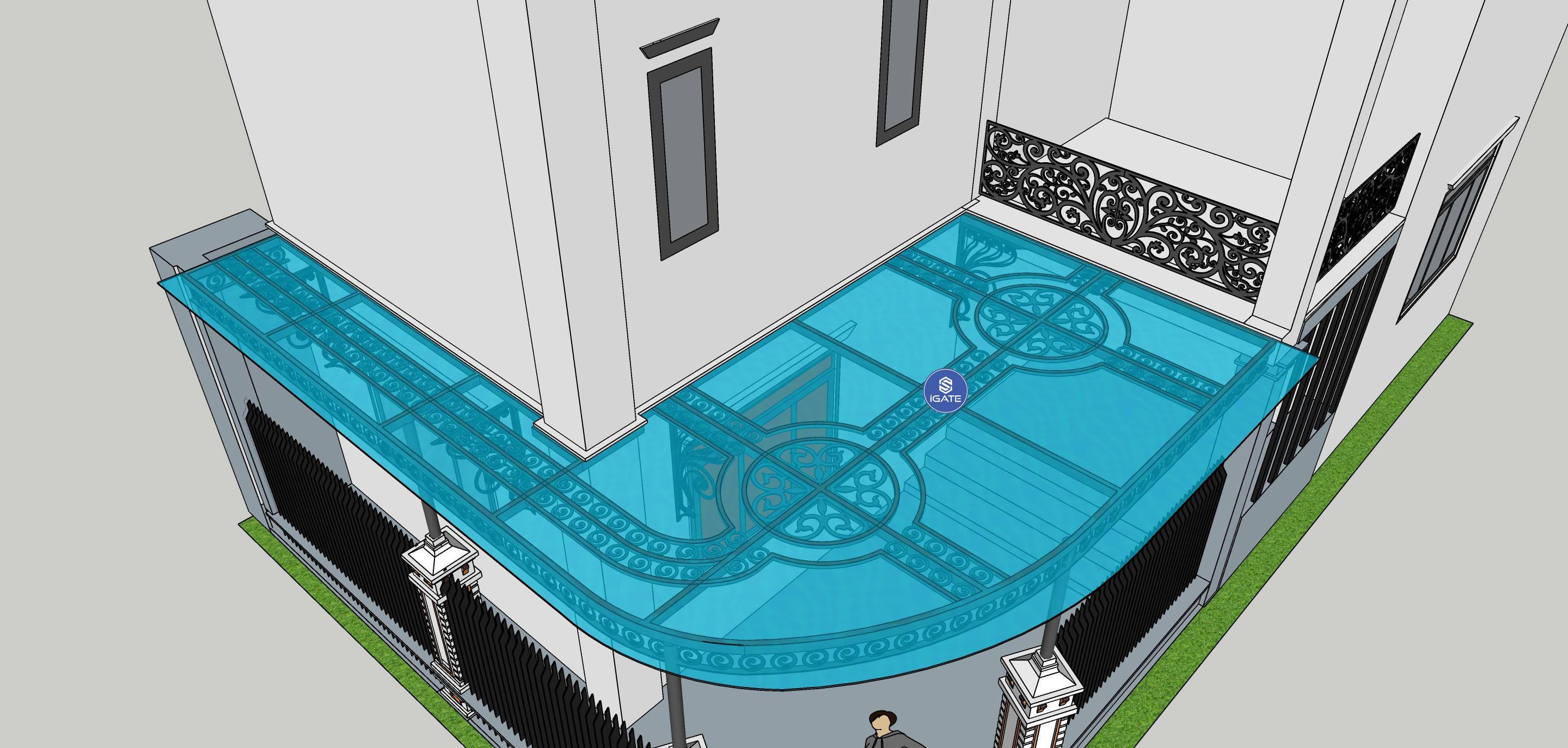 igate thiết kế 3D